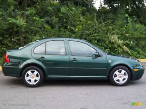 LOOKING FOR  Jetta front end parts