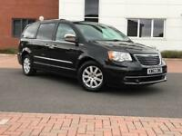 2014 CHRYSLER GRAND VOYAGER LIMITED CRD AUTOMATIC DIELEL 57,000 MILES
