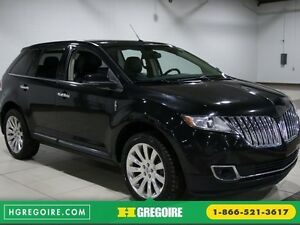 2013 Lincoln MKX AWD LIMITED CUIR TOIT PANORAMIQUE NAVIGATION MA