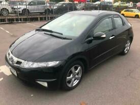 image for 2008 Honda Civic 1.8 i-VTEC EX 5dr i-SHIFT Auto [Leather + SR] Hatchback Petrol
