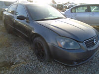 2005 ALTIMA FOR PARTS ONLY Calgary Alberta Preview