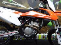 KTM SXF 250 Motocross Bike
