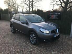2013 Nissan Qashqai 1.6 2WD CVT Tekna 360 One Owner Fully Loaded P/X Welcome