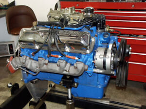 Ford FE 390 , 406 , 427 , 428 engine rebuilt, used, parts