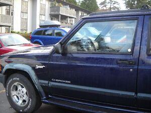 1998 Jeep Cherokee Sport SUV, Crossover
