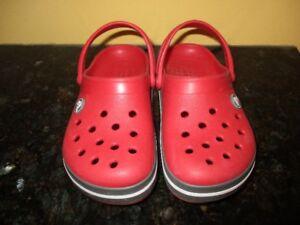 Kids (Crocband) Crocs Size 12