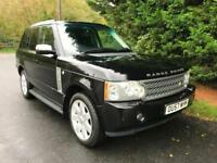 2007 (57) LAND ROVER RANGE ROVER 3.6 TDV8 VOGUE SE AUTOMATIC 4X4 TURBO DIESEL