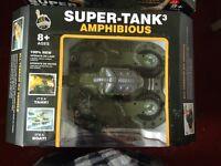 Super-tank3 amphibious