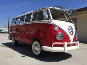 1953-1978 Volkswagen Bus WANTED!