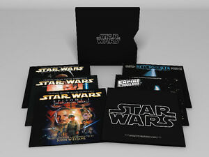 S‌TAR WARS THE ULTIMATE VINYL COLLECTION 11 Record Set