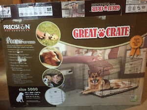 Dog crate up to 70lbs