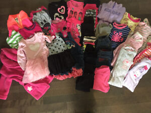 Size 2 Toddler Girl's Clothing