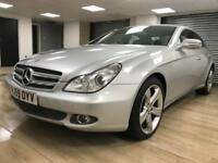 Mercedes-Benz CLS350 3.0CDi 7G-Tronic FULLY PACKED SAT NAV LEATHER BLUETOOTH