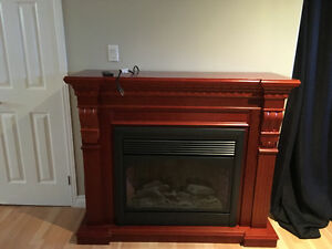 Fully Functional Electric Fireplace