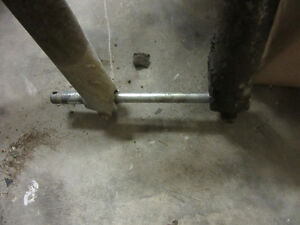 Can Am TNT175  TNT 175 front axle