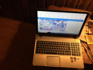 have hp m6 laptop for sale works great , has 8 g ram , 750 hd