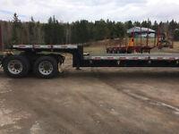 FONTAINE 51ft T/A STEP DECK TRAILER