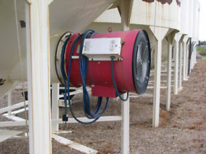 Aeration Fans for Sale