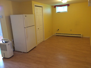 North River Rd -basement Apt (everything included)