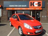 Vauxhall Corsa 1.2i 16v Design - 1 Yr MOT, Warranty & AA Cover included