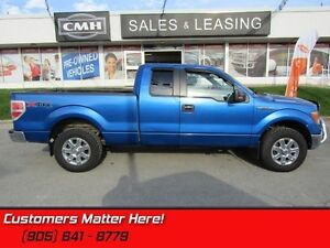 2013 Ford F-150 XLT  4X4, 5.0L, CHROME PACKAGE, POWER SEAT, SYNC