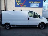 Vauxhall Vivaro 2900 Cdti LWB 115 6 Spd Panel Van