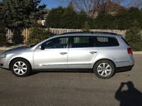 2007 Volkswagen Passat Wagon 2.0Turbo engine