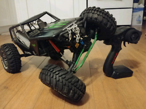 Upgraded Axial Wraith