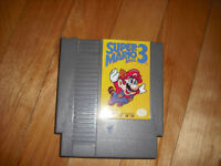 Super Mario Bros 3 Nintendo Nes Bonne Condition