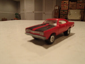 Loose Red 1969 '69 PLYMOUTH ROAD RUNNER by JOHNNY LIGHTNING 1/ Sarnia Sarnia Area image 6