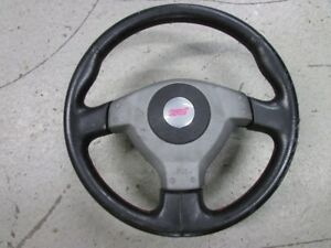JDM Subaru Impreza WRX STi Version 8 Steering Wheel