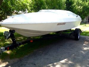 03 Sonic 22 ft, $10,000 or trade.Harley,fast toys