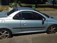 Peugeot convertable