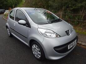 Peugeot 107 1.0 12v 2005MY Urban ONE LADY OWNER FSH