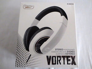 New Electra Stereo Headphones