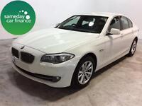 £244.29 PER MONTH 2011 BMW 520D 2.0 SE 4 DOOR DIESEL MANUAL