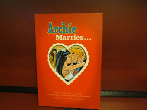 Archie Marries . . . Hardcover – Oct 1 2010