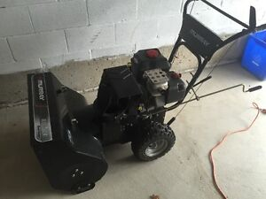 """24"""" Murray Dual Stage Snow Blower"""