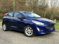 2018 Ford Fiesta 1.0 EcoBoost Zetec 5dr HATCHBACK Petrol Manual