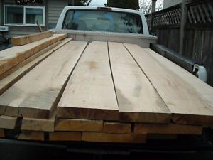 2 inch KILN DRIED PLANED Maple 2 inch