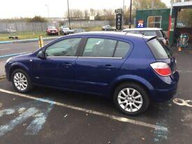 Vauxhall Astra 1.9 cdti,56 Reg,£1399.