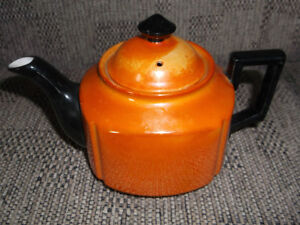 REDUCED--Two NAME BRAND Collectible Teapots