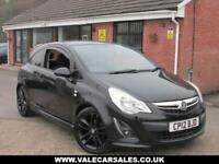 2012 N VAUXHALL CORSA 1.2 LIMITED EDITION 3DR ONE OWNER