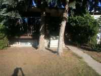 SW -4 bdrm House with garage. Avail August 1