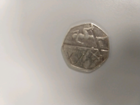 Special 50p coin