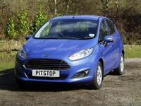 Ford Fiesta Zetec Econetic 1.6 Tdci 5dr DIESEL MANUAL 2013/62