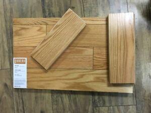 Used, Red Oak Hardwood flooring / Bois franc Chene Rouge for sale  Ville Montréal