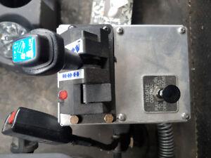Pompe dompeur 4 essieux