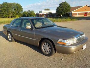 SOLD - 2003 Mercury Grand Marquis Sedan