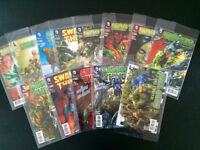 13 Comics Swamp Thing